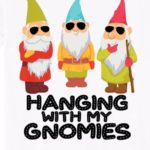 Camp in a Bag- Hanging with my Gnomies